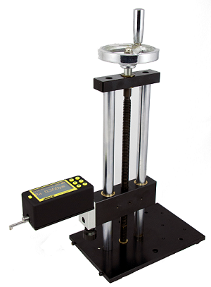 surface roughness tester stand, profilometer stand, surface roughness stand,